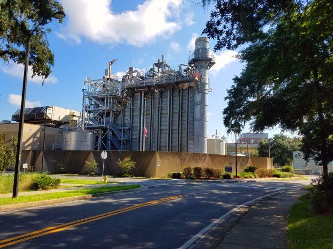 UF Duke Energy Cogen Plant