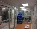 Medical plaza pharmacy cleanrooms get a facelift
