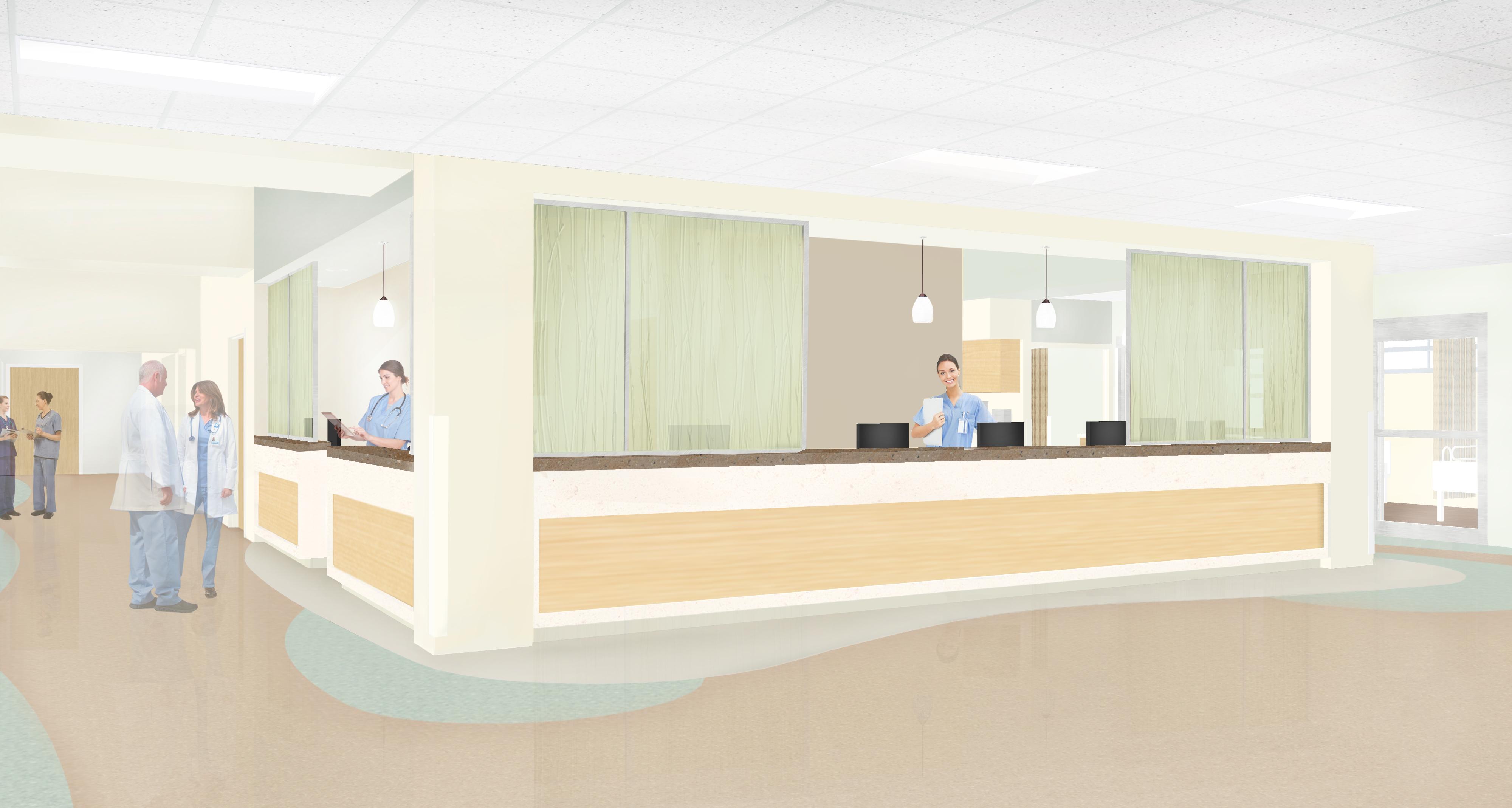 Site work begins on new freestanding E.R. » Blueprints for progress ...