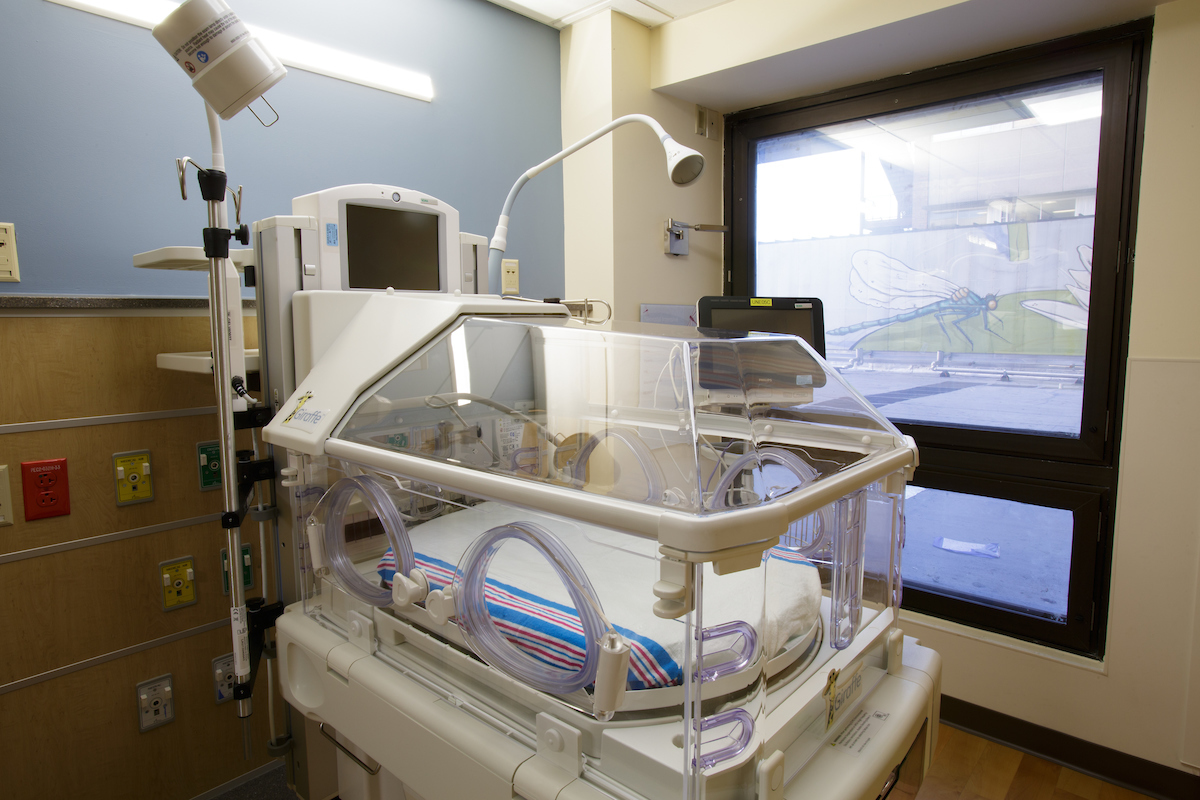 Neonatal ICU phase one nearing completion » Blueprints for ...