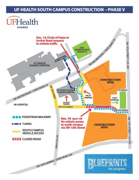 UF Health south campus construction — Phase V » Blueprints ... on healthsouth facilities map, healthsouth rehab locations, healthsouth at martin memorial, healthsouth hospital locations, healthsouth las vegas location, healthsouth location in illinois, starbucks across the united states map,