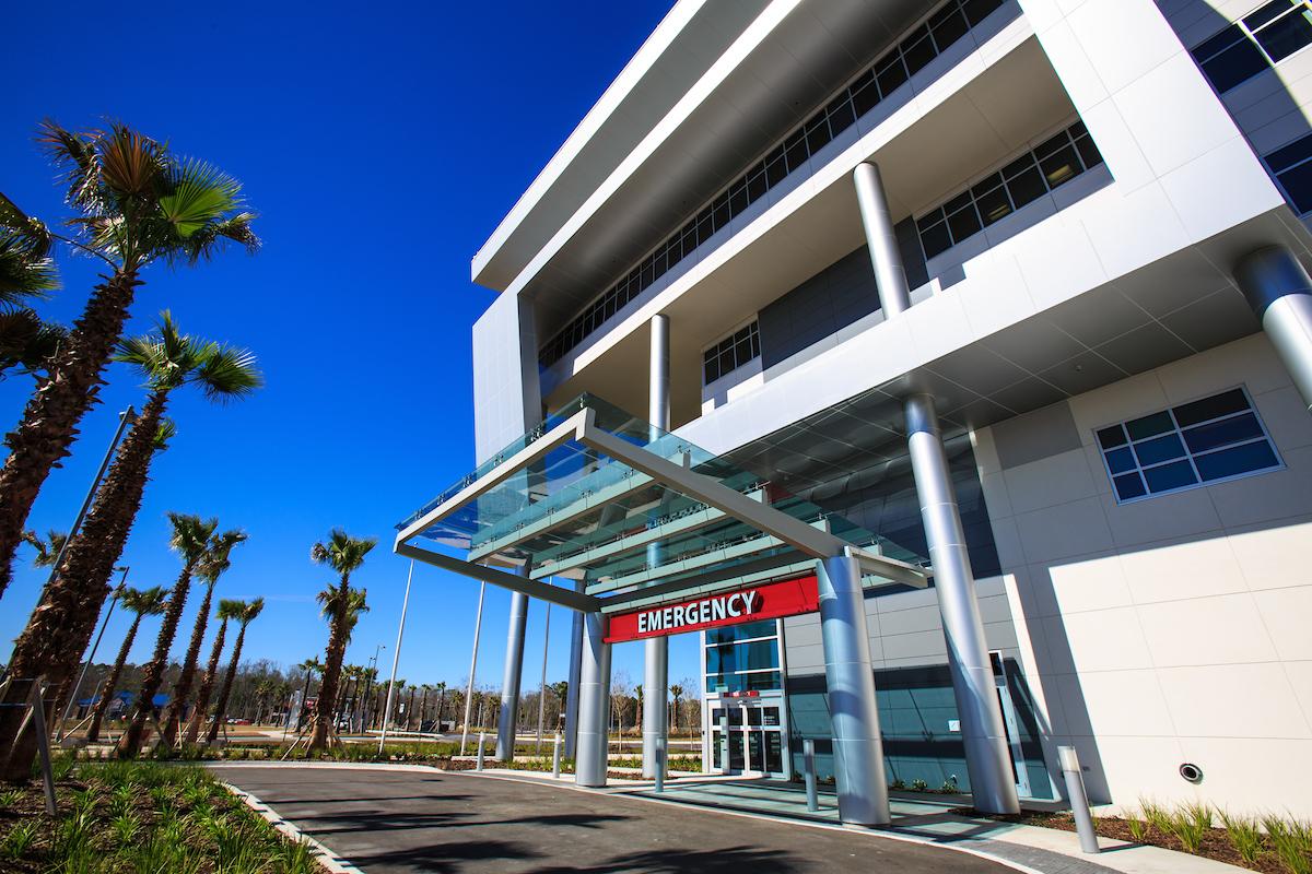 UF Health North cuts ribbon on new inpatient hospital » Blueprints ...