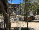 Demolition underway at former nursing home