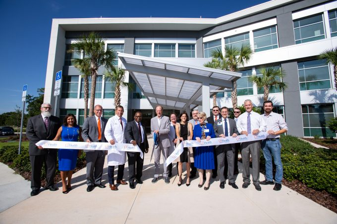 UF Health Springhill 2 Ribbon-Cutting