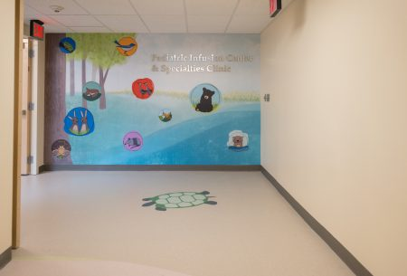 Peds Infusion Suite 2018