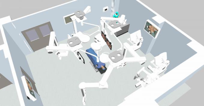 3D Model Rendering